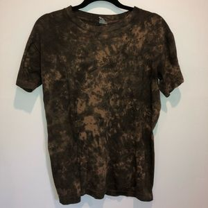 Urban Outfitters Camo Print T-shirt